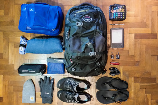 Best Packing Cubes for Backpacking