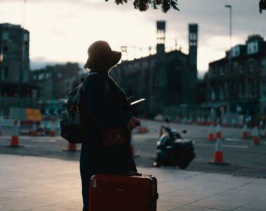 Duffel Bag Vs Suitcase