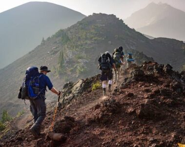 Backpacking Trips in the World