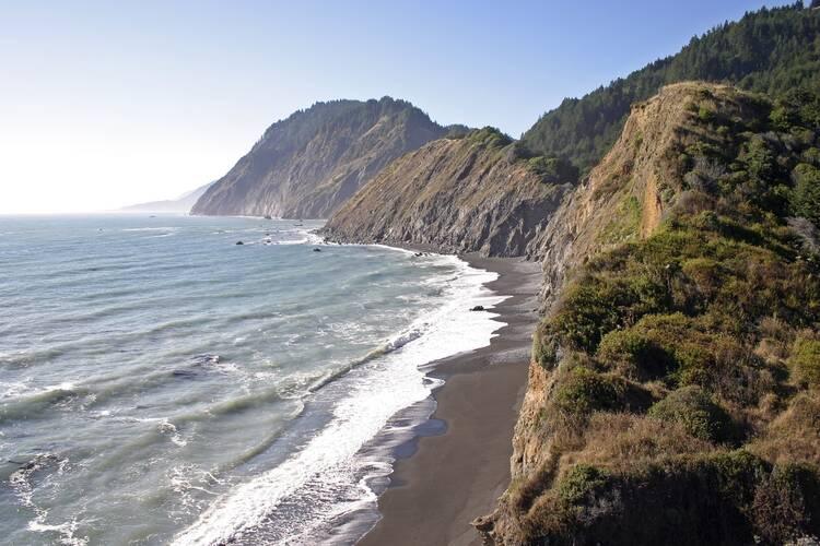 The Long Coast Trail - California