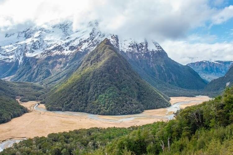 The Routeburn Track, New Zealand