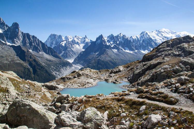 Tour du Mont Blanc, Europe